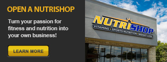 Click to learn more about opening a Nutrishop