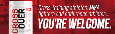 XP2 Crossover - Cross-training athletes, MMA fighters and endurance athletes... You're welcome