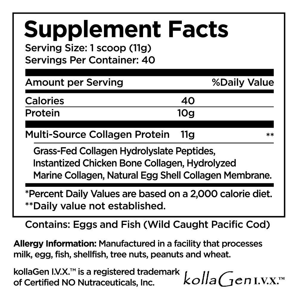Multi-Source Collagen Peptides